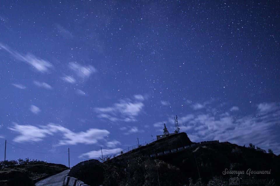 Tumling night view