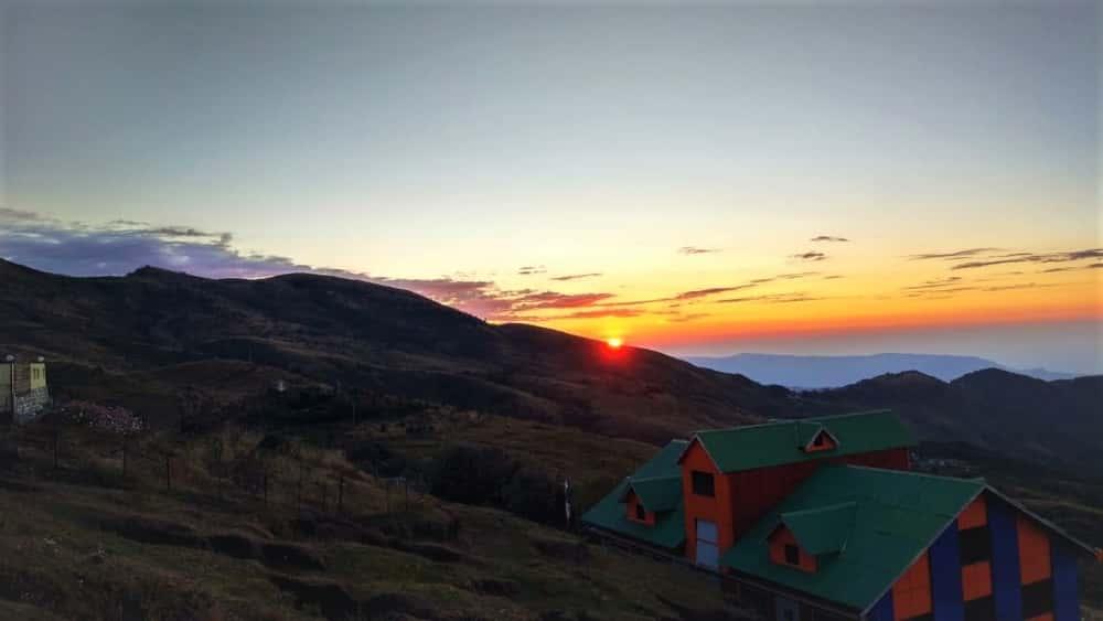 Tumling Sunrise