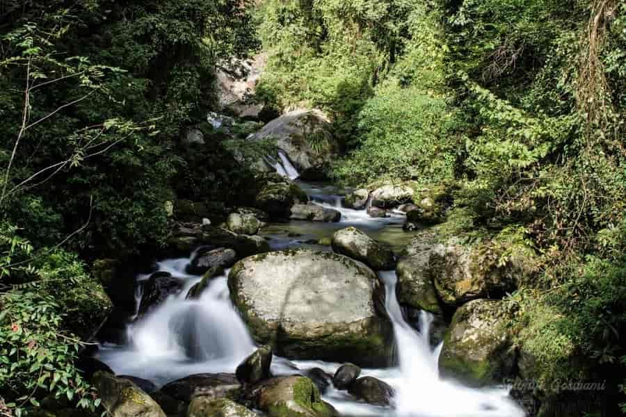 Srikhola waterfall