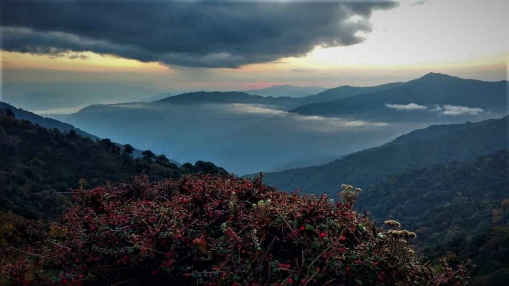 Kalipokhri sunrise