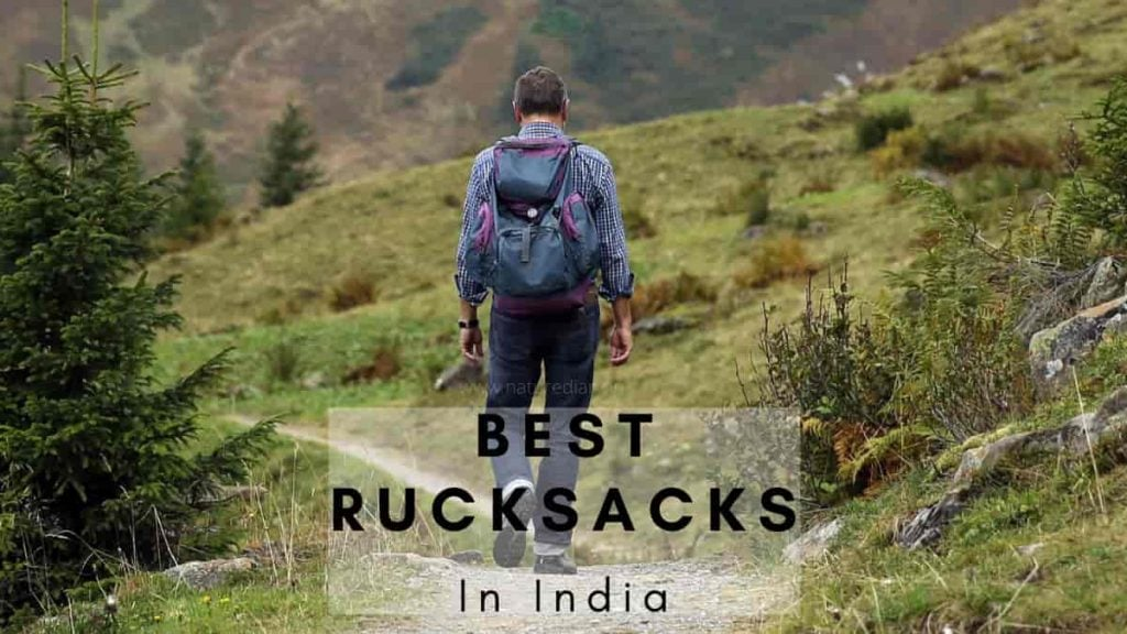 best rucksack in India