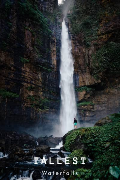 tallest waterfall in India
