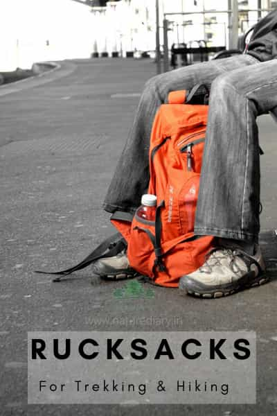 best rucksack for travelling