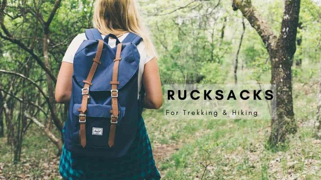 best rucksack brands in India