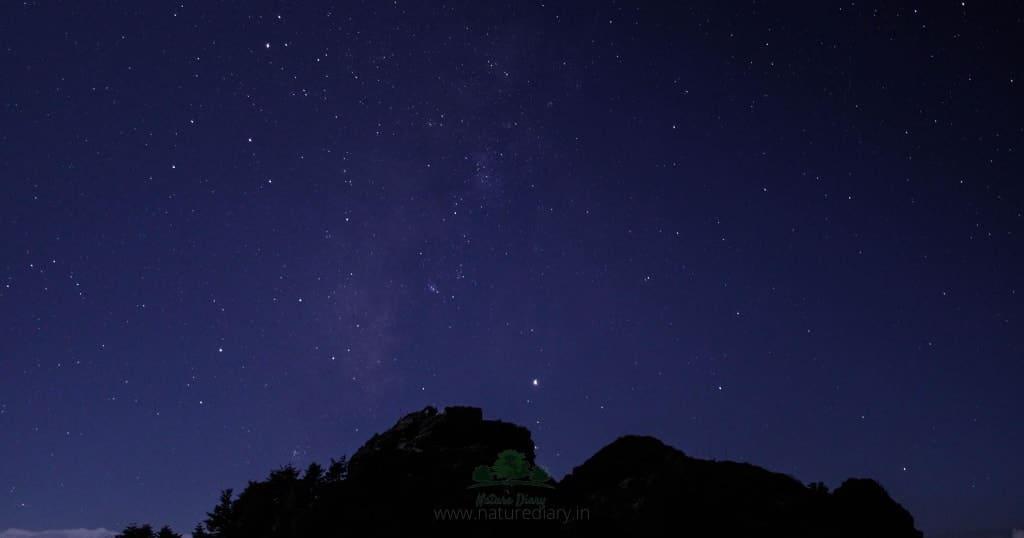 Milky Way from Sandakphu