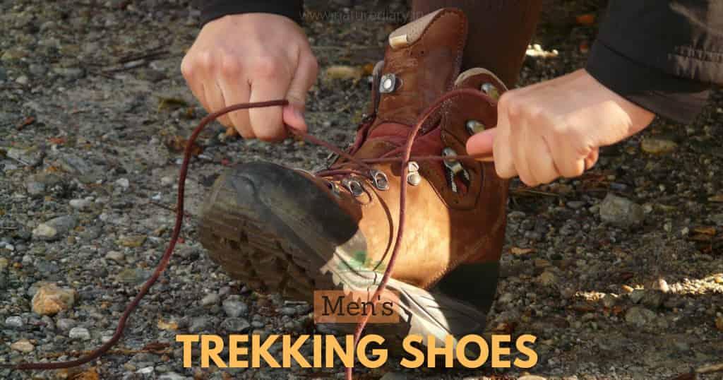 best trekking shoes for men