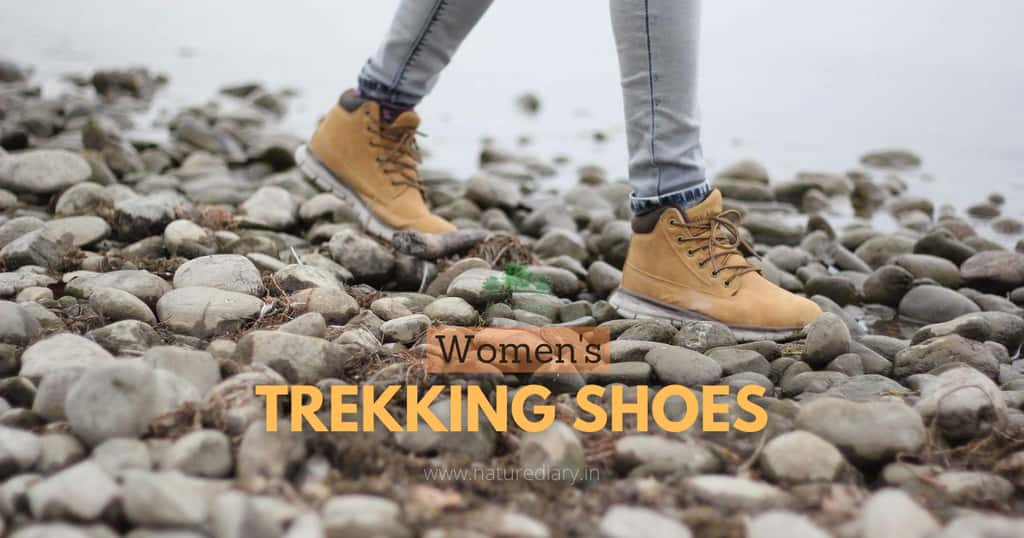 best trekking shoes for women