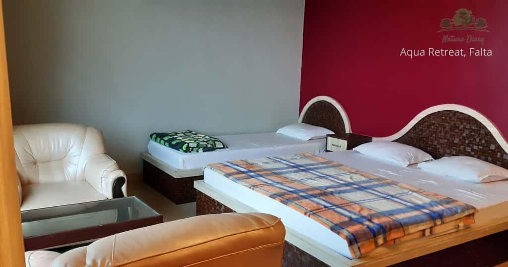 Aqua Retreat Beds
