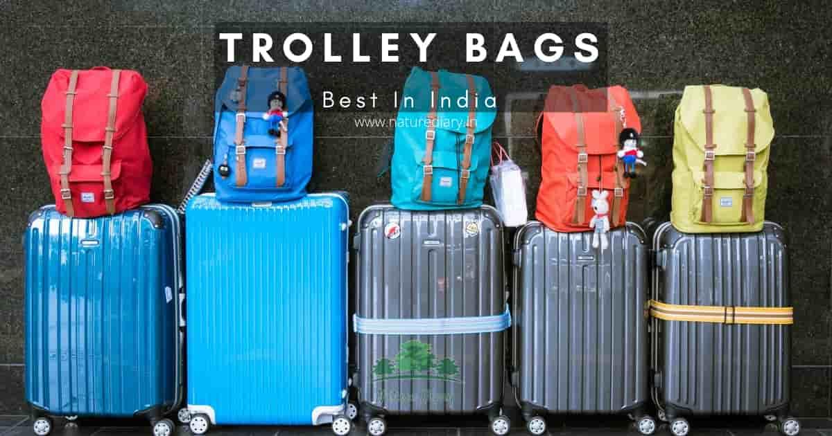 Best Trolley Bags in India
