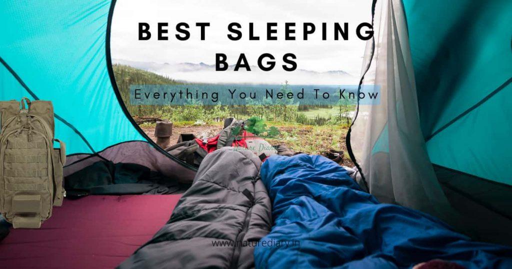 Best sleeping bag in India