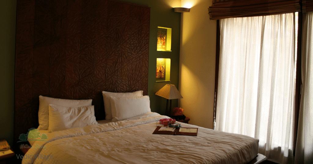 vedic village bedroom