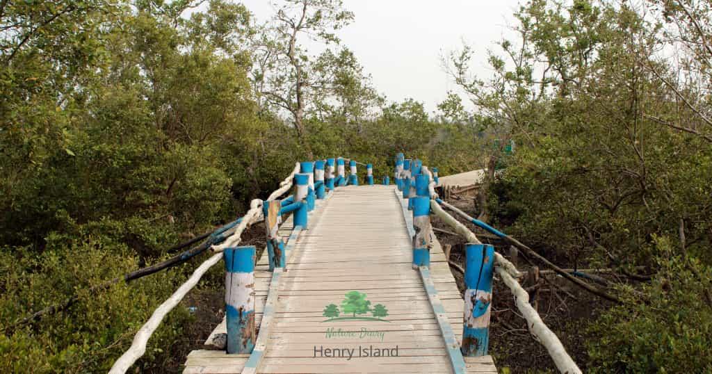 henry island bridge