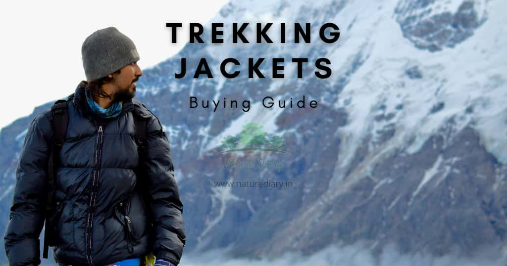 Buying guide for trekking jackets