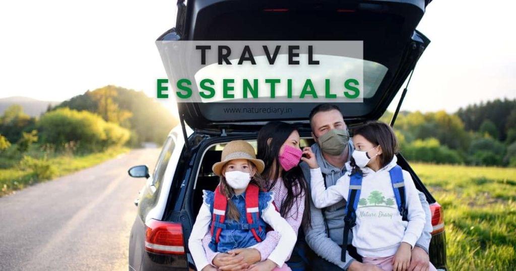 travel essentials during covid 19