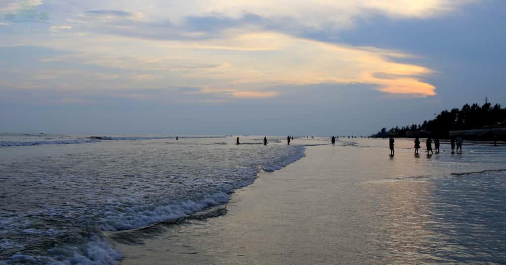 Mandarmani Sea Beach