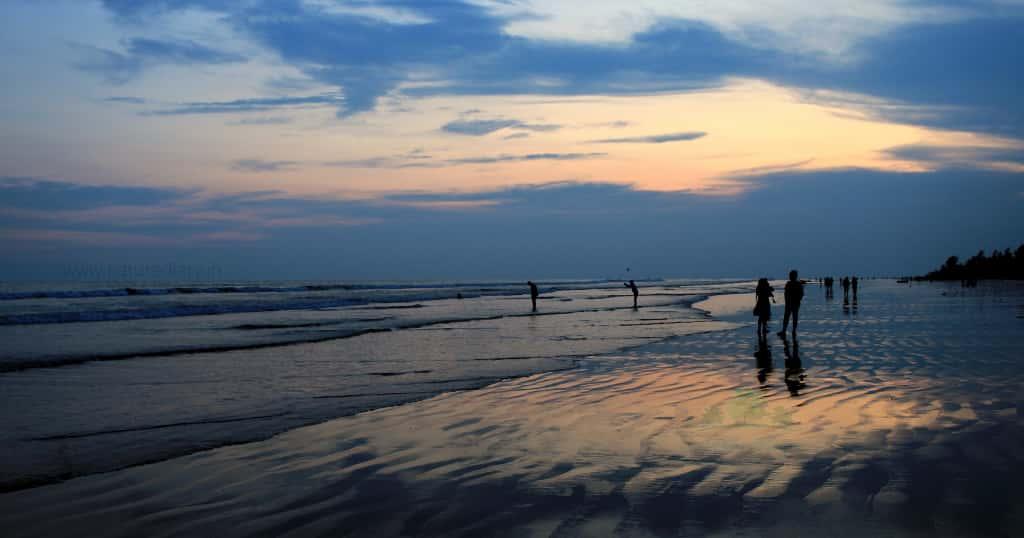 Udaipur sea beach