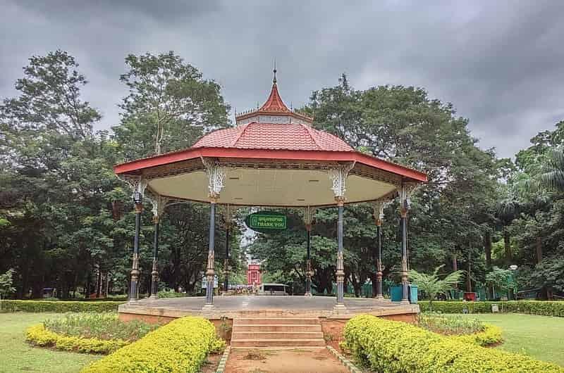 Cubbon Park in bengaluru