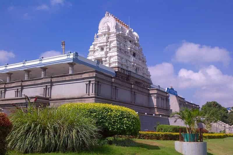 ISKCON Temple, Bengaluru
