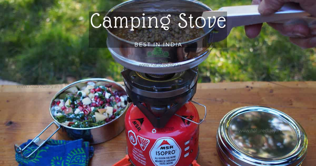 best camping stove in India