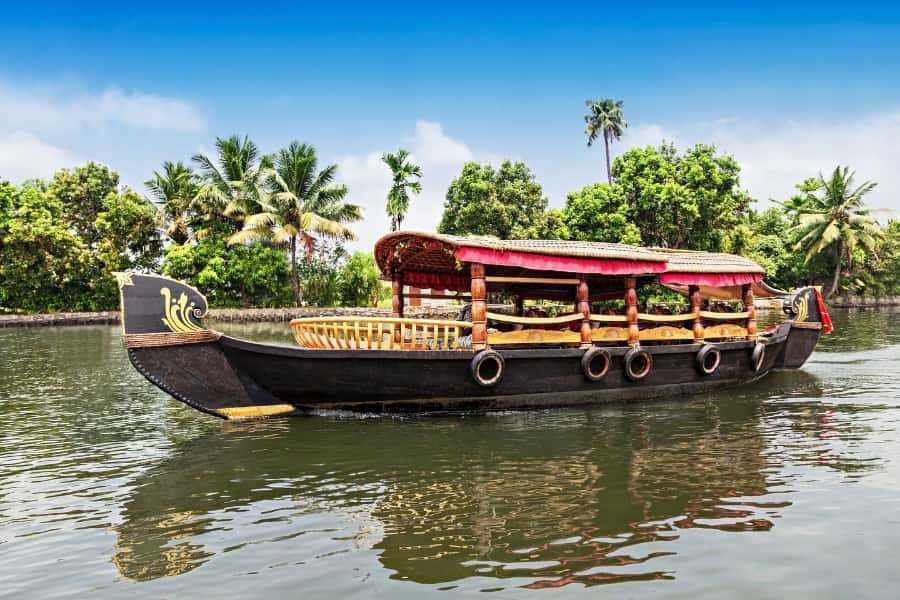 Alleppy houseboat