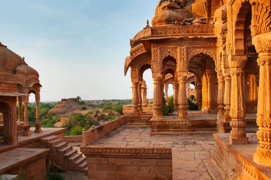 Rajasthan Palace