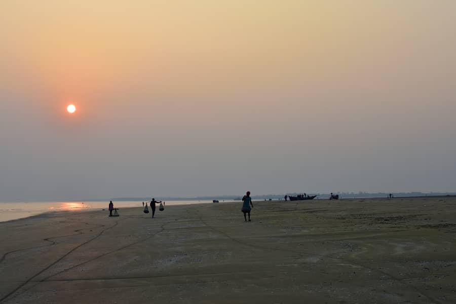 Baguran Jalpai sea beach
