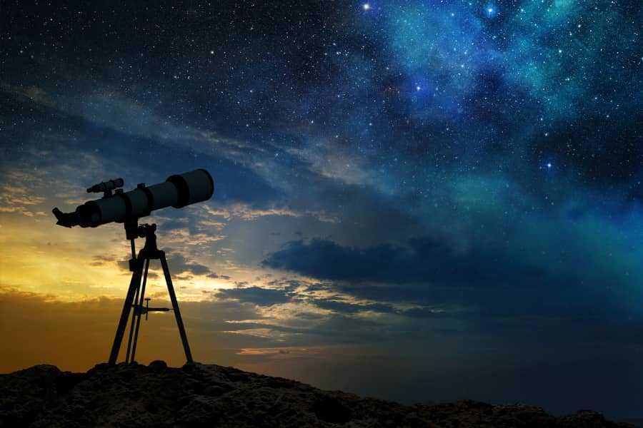 India's best telescope