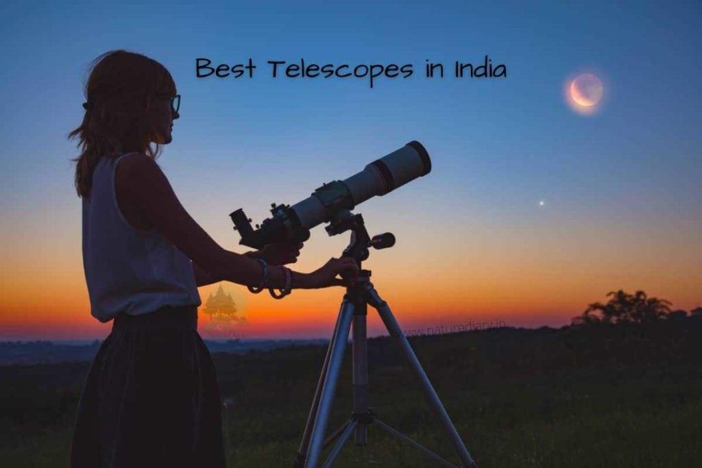best telescope in India