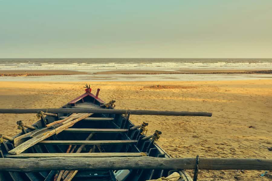 shankarpur sea beach