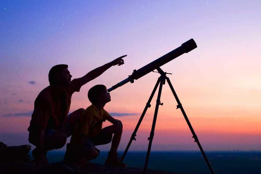 telescope to watch deep space