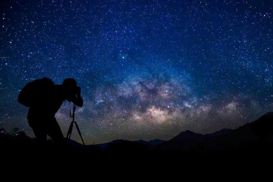 where to start stargazing