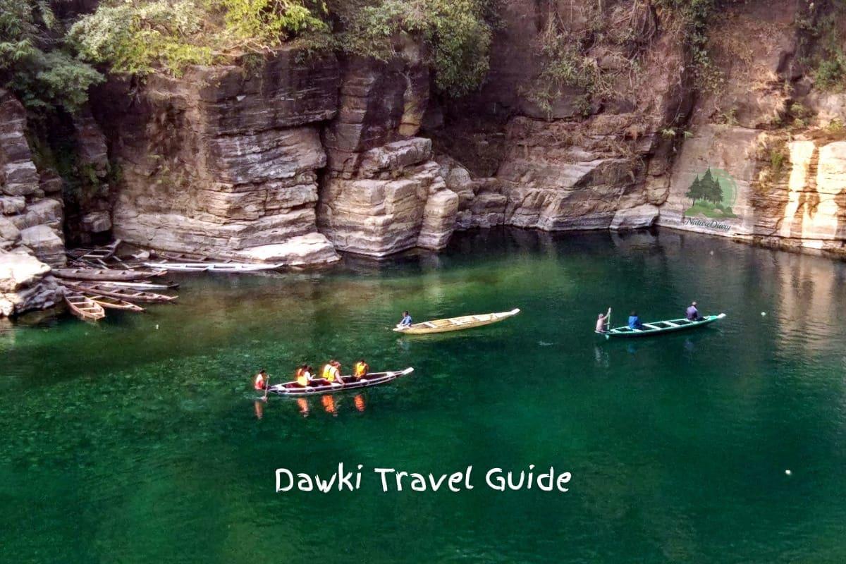 dawki travel guide
