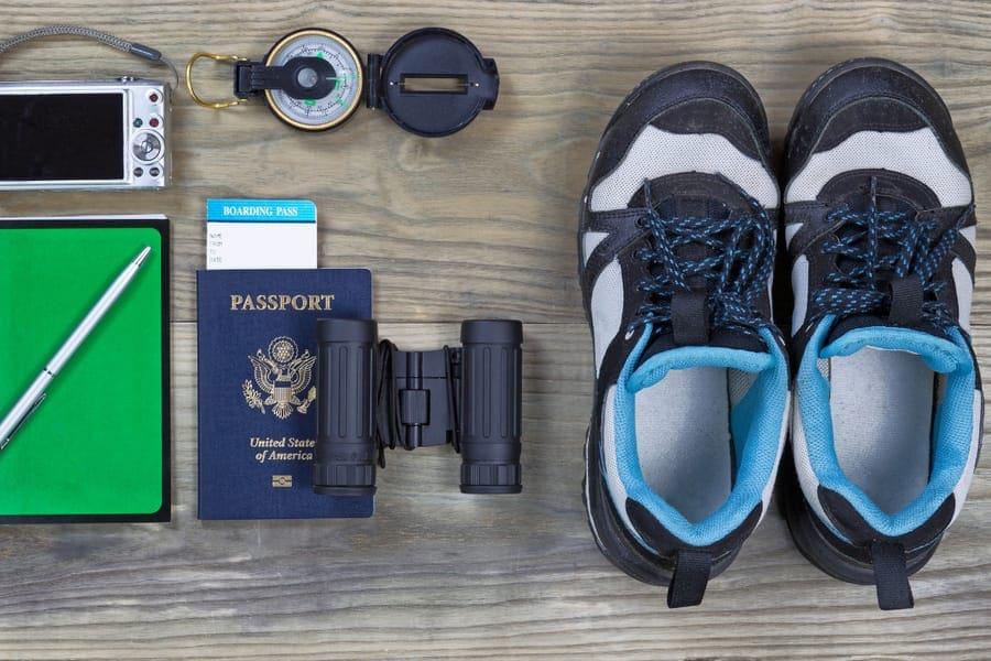 essentials for trekking