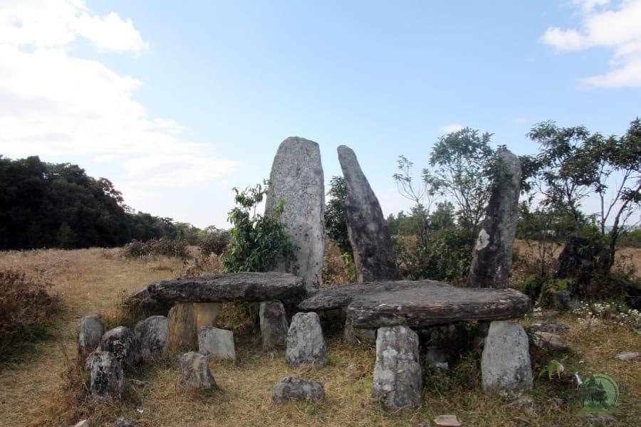 mawphlang sacred forest monolith