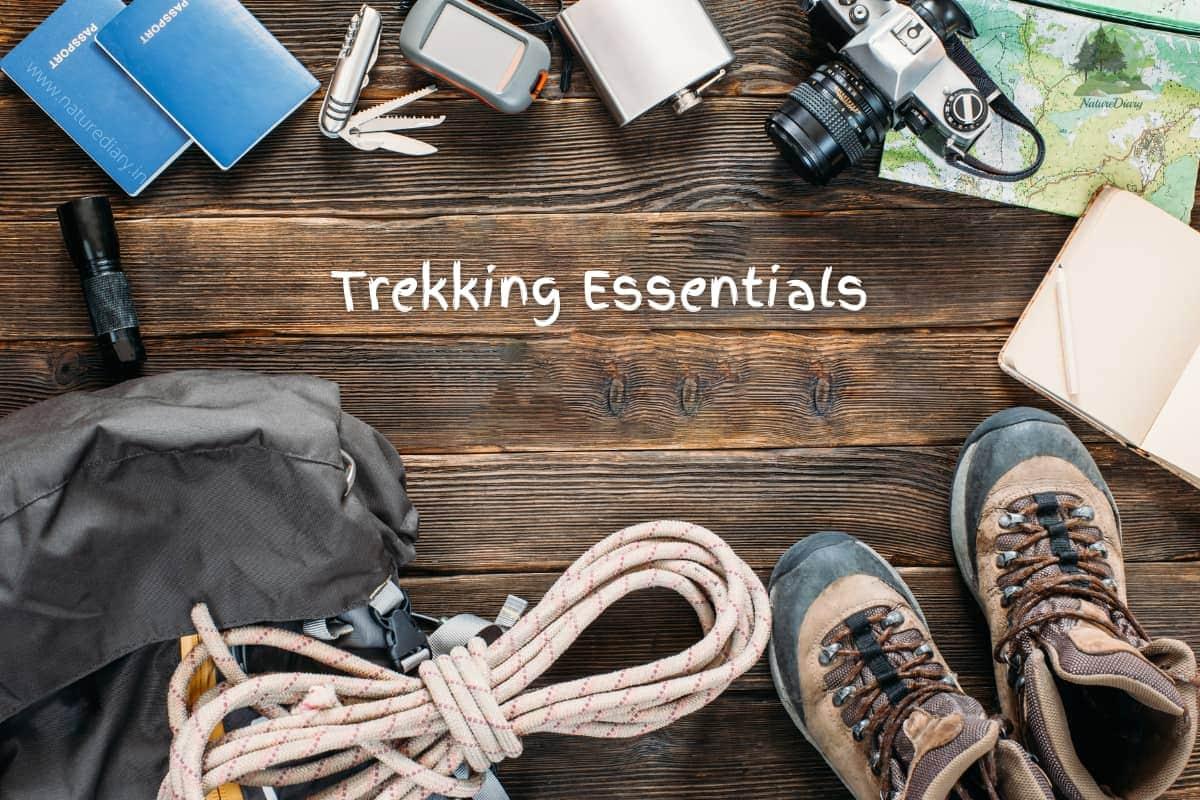 trekking essential list