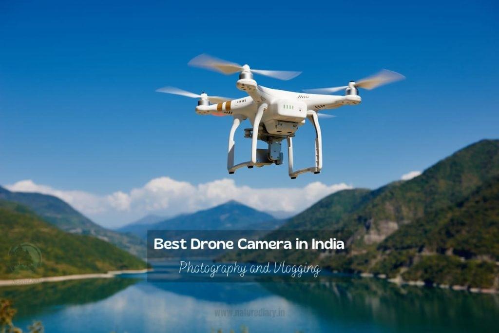 Best Drone Camera in India