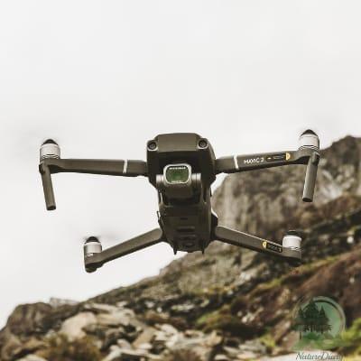 DJI Mavic 2 Pro drone with camera