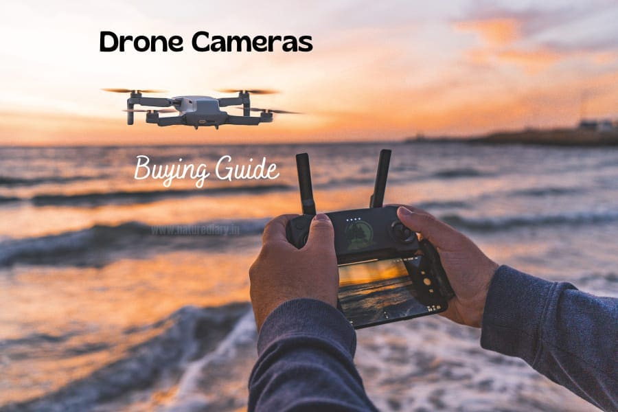 buying guide for drone cameras