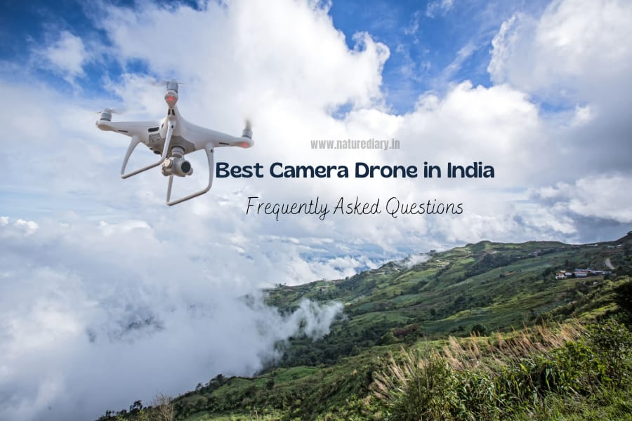 frequently asked questions about best drone camera