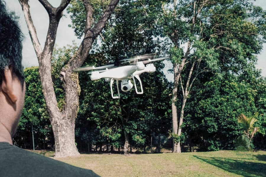purpose for buying drone