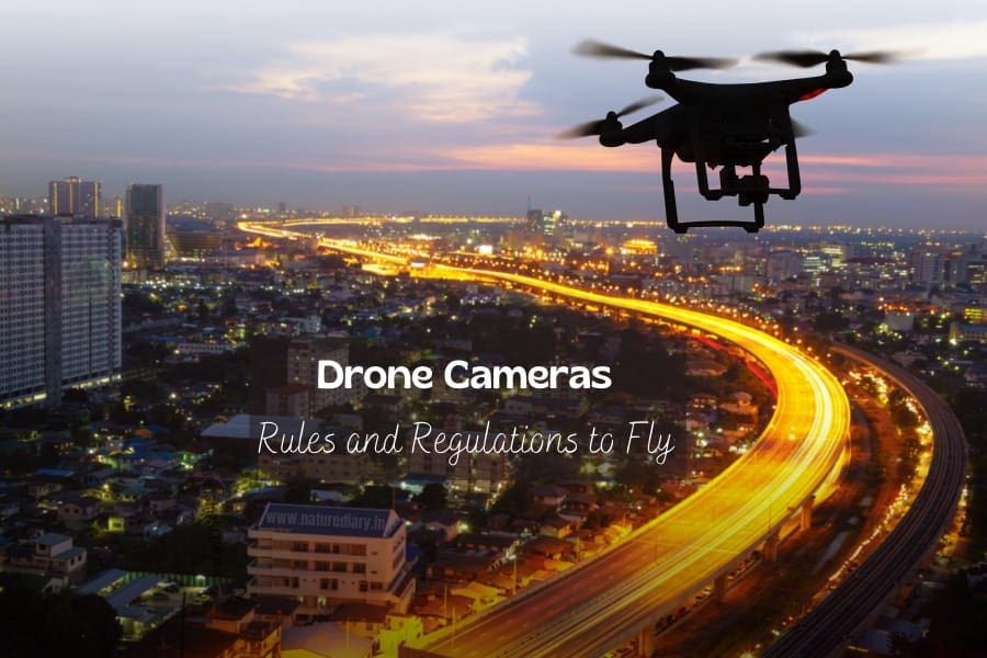 rules and regulations to fly drones in India