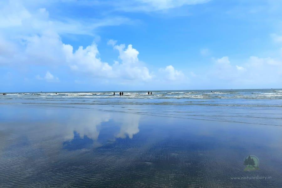 Bakkhali Sea Beach