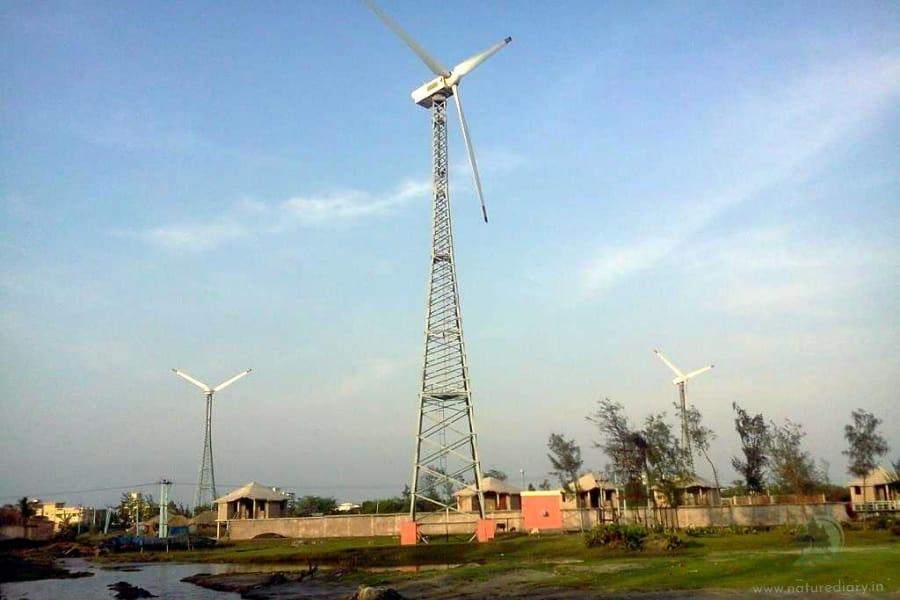 Fraserganj windmills