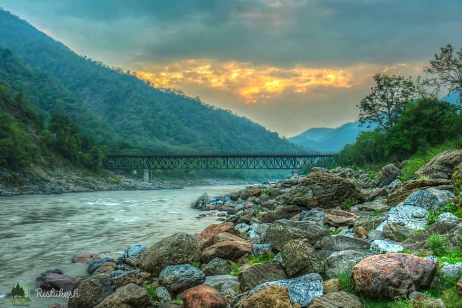 Rishikesh Riverside Camping, Uttarakhand
