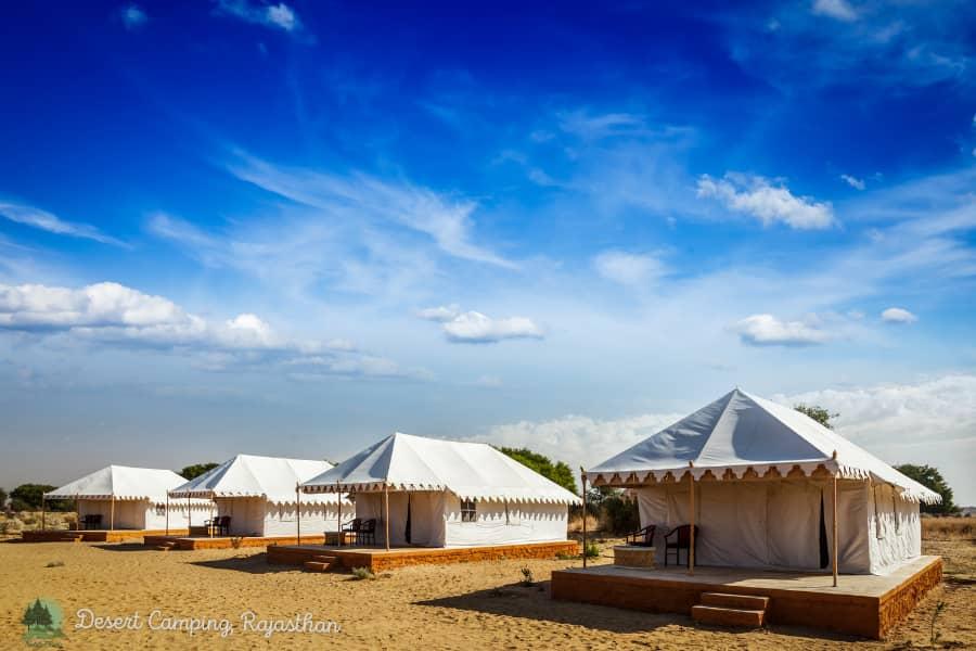 Royal Desert Camp, Rajasthan